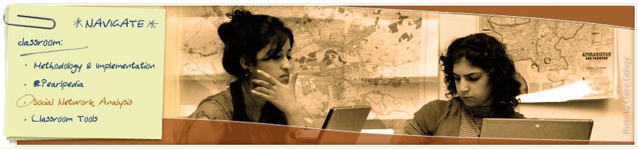 Navigate - Classroom: Social Network Analysis